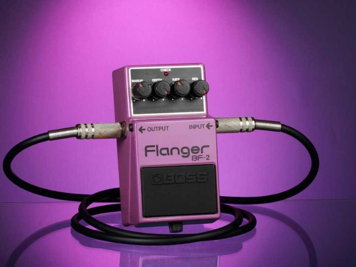 Five Most Used Effects For Guitar Pedals